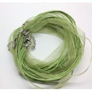 Support pour bijou couleur  vert clair