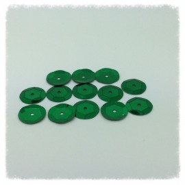Paillettes Sequins Vertes