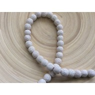 Perles volcaniques blanches 10 mm