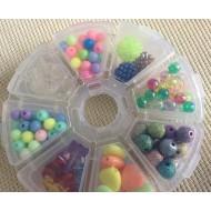 Boîte de perles pour DIY