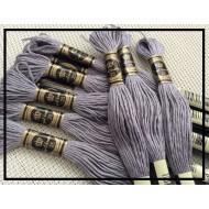 Echevettes de fils en coton