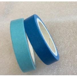 Masking washi tape x2 rouleaux